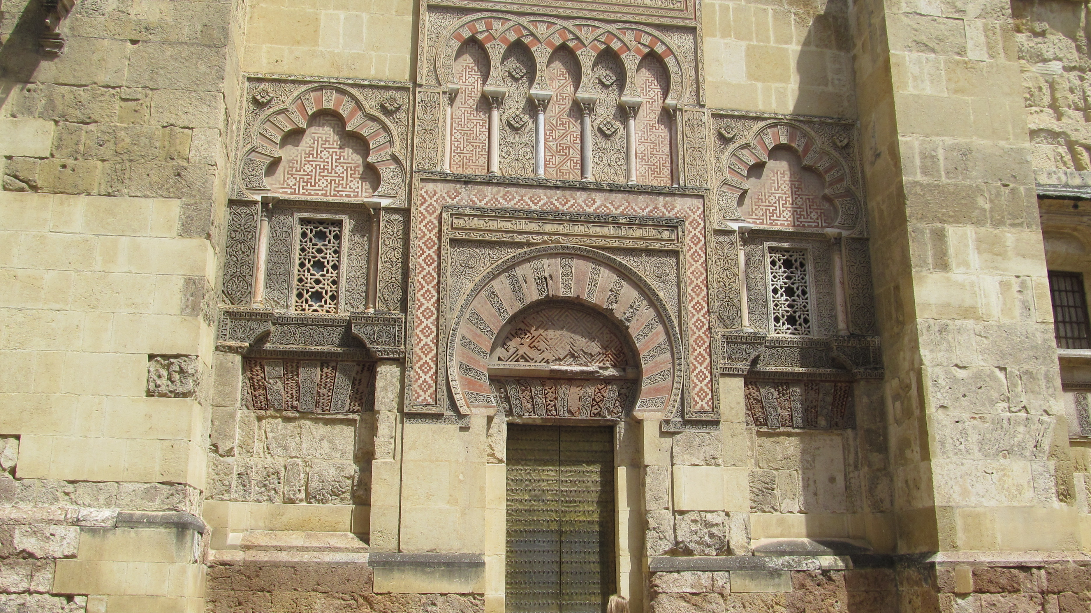Image result for great mosque cordoba entrance